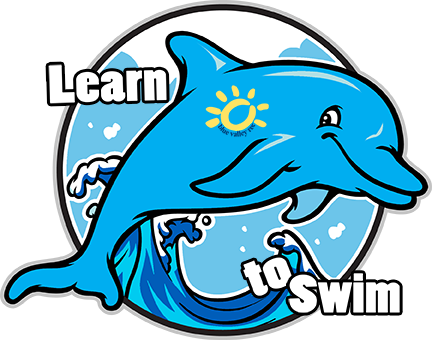 Swimming Lessons Logo a Variety of Swim Lessons